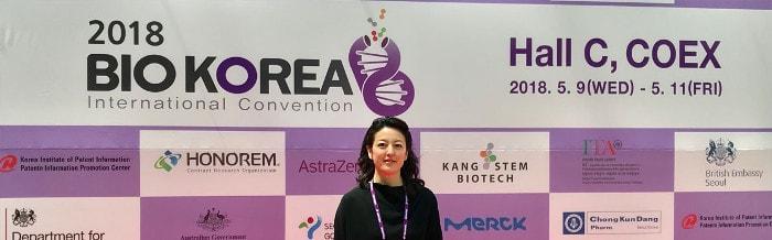 Bio Korea 2018